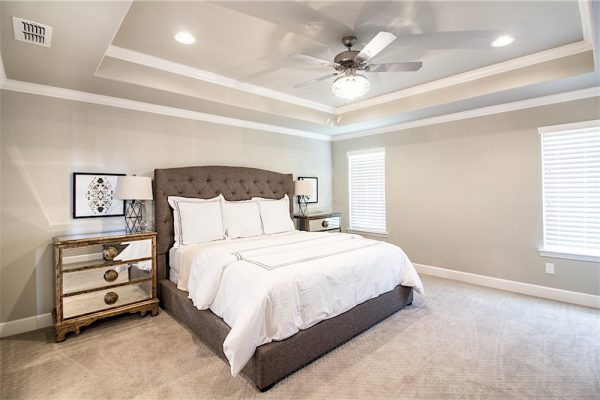 David Rogers Homes -Bedroom