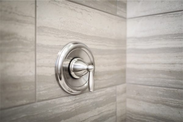 David Rogers Homes -Shower 1
